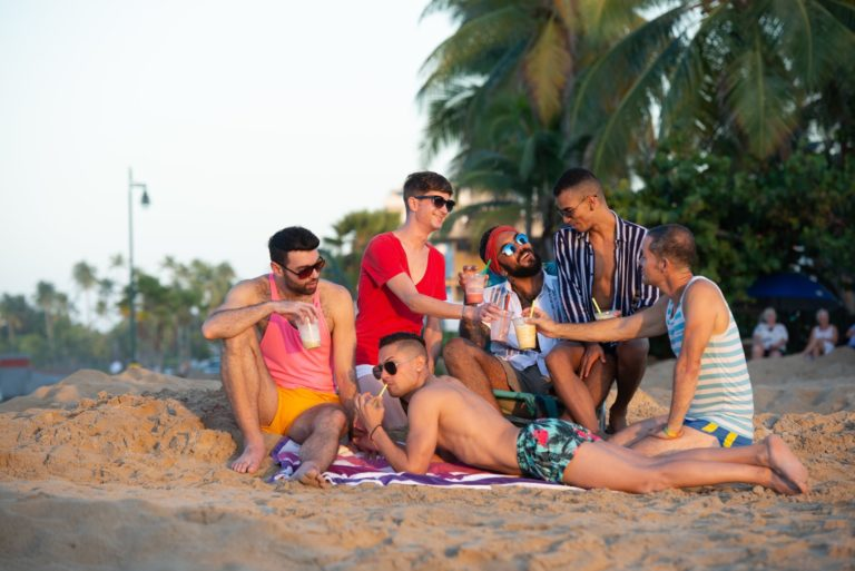 GAY VACATION IN PUERTO RICO