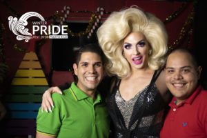 "WPF ""Meet and Greet"" Raffle Winners with Alyssa Edwards"