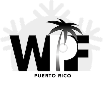 WPF Logo Winter Pride Fest